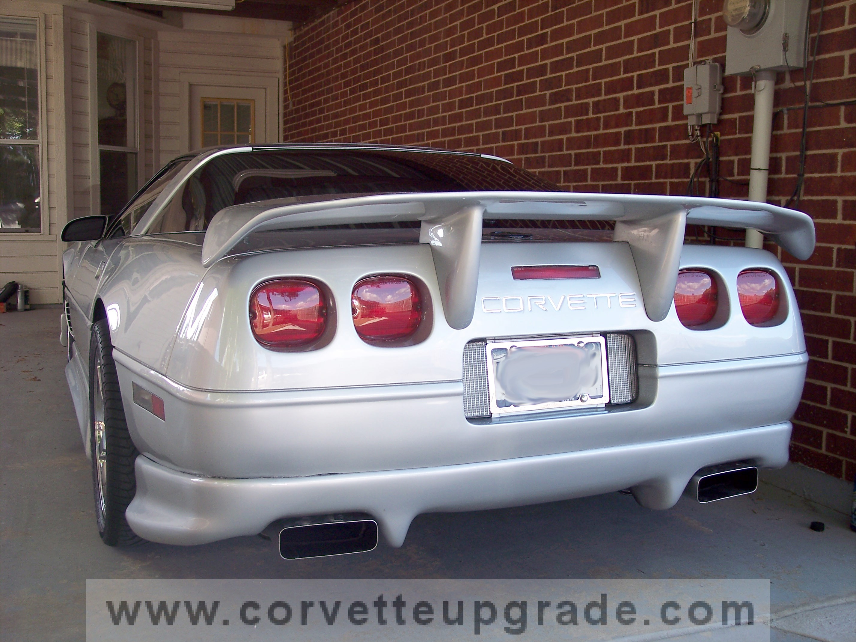 Corvette Racing Rear Wing.html | Autos Post