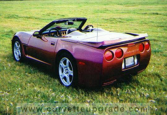 C4 Corvette 84 96 To C5 Conversion Kit Corvette Upgrade