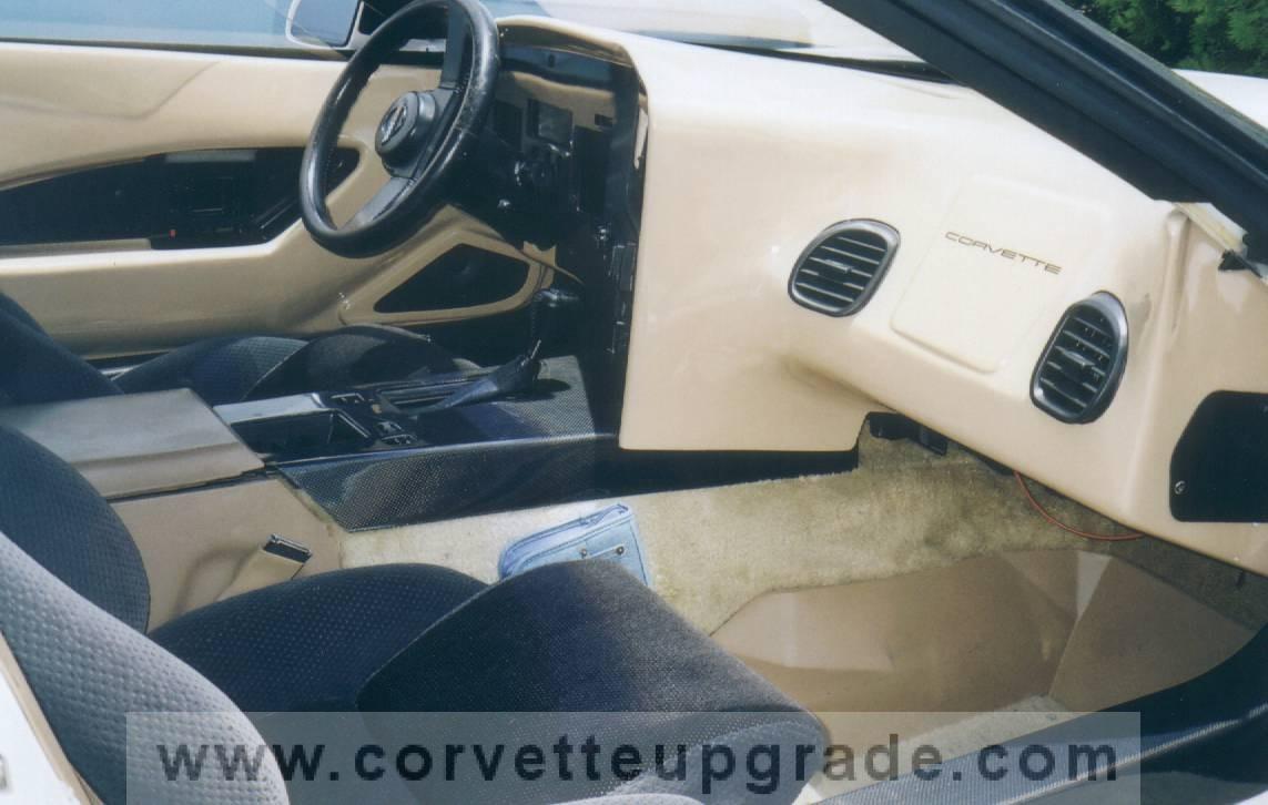 C4 Corvette 1984 89 Interior Upgrade Kit Corvette Upgrade
