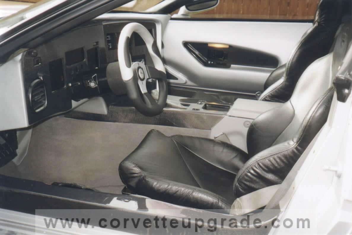 C4 Corvette 1984-89 Interior Upgrade Kit