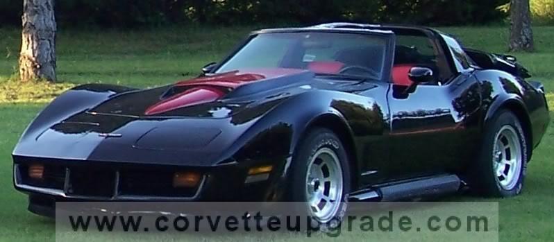 C3 Corvette Stinger Hood Corvette Upgrade