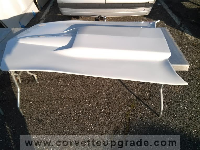 1969 Corvette Stingray >> C3 Corvette Stinger Hood - Corvette Upgrade