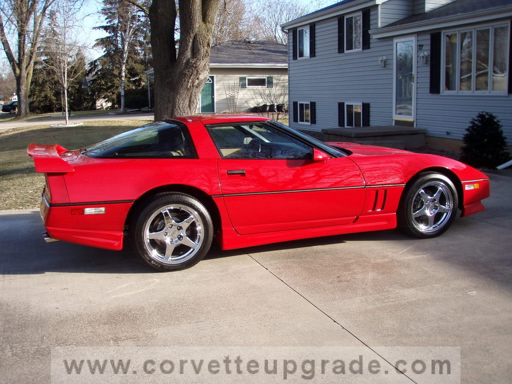 c4 corvette wide body kits bing images. Black Bedroom Furniture Sets. Home Design Ideas